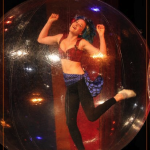 Casey Martin in a Bubble